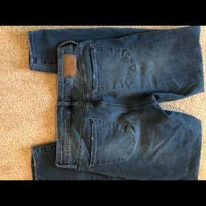 Leith skinny jeans, blue jeans